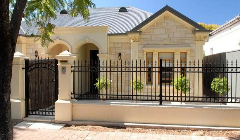 model pagar rumah minimalis desain rumah