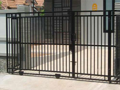 pagar rumah minimalis, warna pagar rumah minimalis, pagar rumah minimalis modern, pagar rumah minimalis terbaru