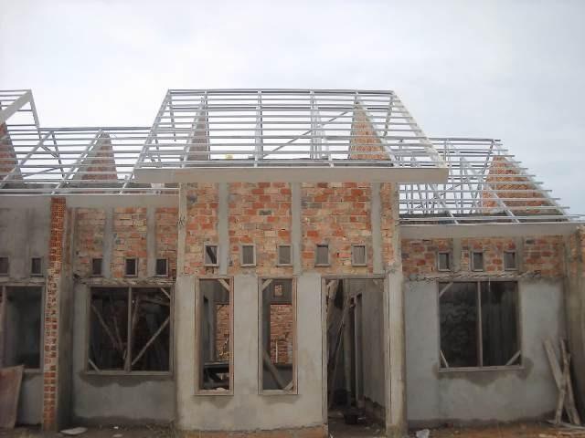 5 Keunggulan Menggunakan Rangka Atap dari Baja Ringan Bogor