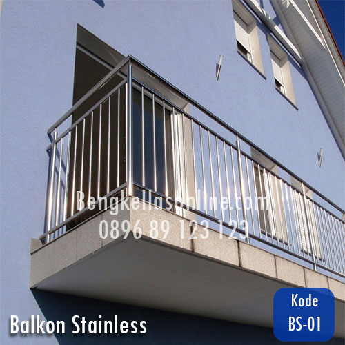 Harga Dan Model Balkon Stainless Bengkel Las Online Harga