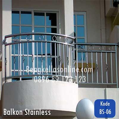 balkon stainless