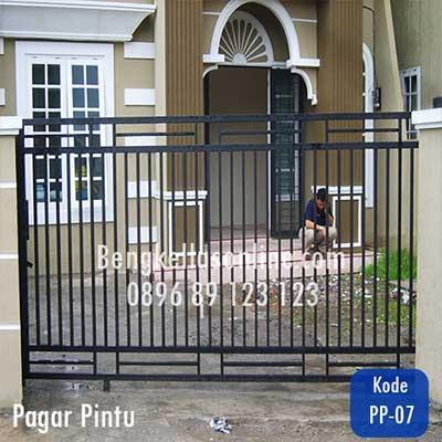 pagar pintu