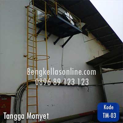 tangga monyet